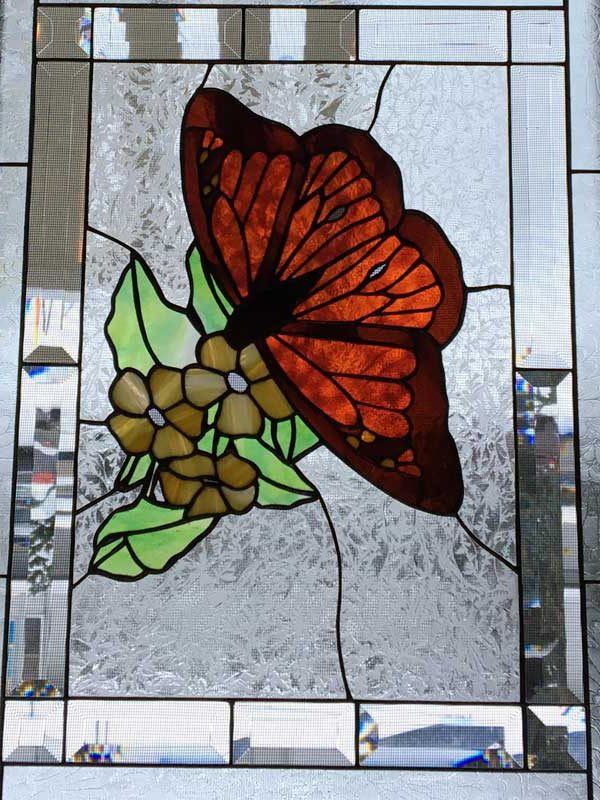 Stained Glass by Cindy Hayden